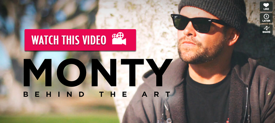 Monty Montygomery, Feeatured Creative in Issue 5